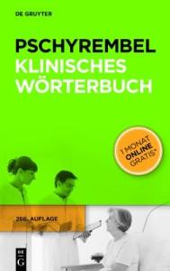 Heilpraktiker-Ausbildung: Pschyrembel Klinisches Wörterbuch (2015)