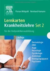 Heilpraktiker Lernkarten Krankheitslehre 2
