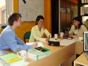 Direktstudium contra Fernstudium