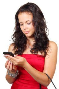 Smartphone und eBook