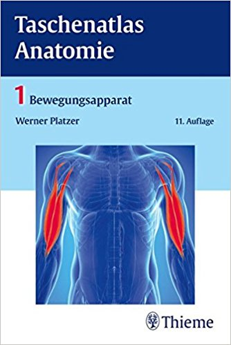 Fachbücher - Anatomie - heilpraktikerausbildung-tipp24.de